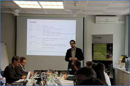 TO-SYN-FUEL project: second consortium meeting in Sulzbach-Rosenberg, Germany