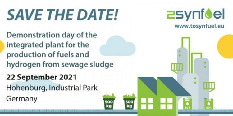 Demonstration day and site visit. Save the date!